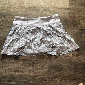 Lululemon Run: In the Sun Tennis skirt